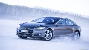 tesla model r 2016 tesla model s in snow front hd wallpaper 27