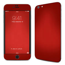 iphone 6s plus black friday apple iphone 6 plus skin red burst decalgirl