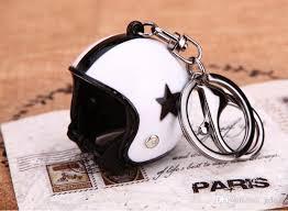 classic key rings images Motorcycle helmet keychain classic key rings fashion jewelry jpg