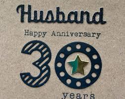 10th wedding anniversary card husband 10 years tin