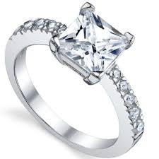 engagement rings silver images Beauty at affordable rates silver diamond rings wedding jpg