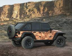 insane jeep trailcat concept headlines 2016 easter jeep safari lineup
