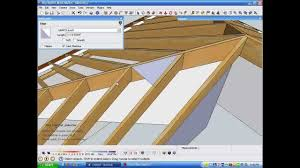 Irregular Hip Roof Framing Model And Measure Hip Rafters De Mystified By Measuring In