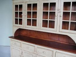 Kitchen China Cabinet Hutch Custom China Cabinet Hutch Lake And Mountain Home