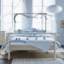 Ikea Halved Rug Kopardal Bedframe Grijs Lönset Bedrooms And House