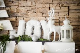 fur letters you can make on your own to decorate with