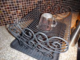 Dishes Rack Drainer Things On My Kitchen Counter Cook It Quick