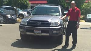 toyota 4runner v8 mpg 2004 toyota 4runner review in 3 minutes you ll be an expert on