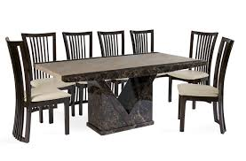 marble dining room sets marble dining set archives brown furnishings