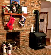 Domestication Home Decor Decorating A Christmas Mantel