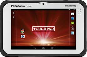 panasonic rugged tablets business tablets toughpad fz b2