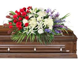 casket spray brave soldier casket spray in stonewall mb stonewall florist