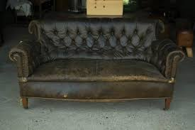 Vintage Chesterfield Leather Sofa Leather Chesterfield Sofa For Sale At 1stdibs