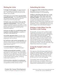 cover letter for dean position davidson college cover letter guide
