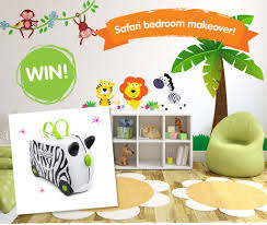 win a trunki u0026 stickerscape bedroom makeover trunki blog