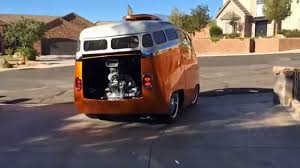 volkswagen kombi mini ron berry u0027s creations youtube