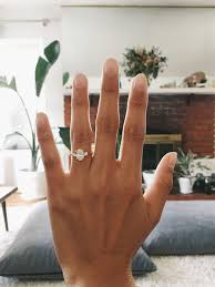 preset engagement rings best 25 oval engagement rings ideas on gold