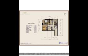 Park West Floor Plan by Madison Park West By Federal Land Bonifacio Global City Condo