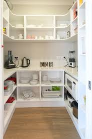 House Plans With Large Kitchens And Pantry A Walk In Pantry Is A Great Storage Saver But Also Has A Little