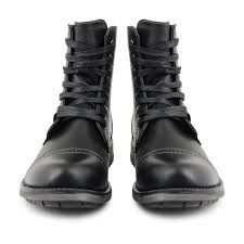 mens biker boots cheap mens low heel military biker lace up army combat chelsea ankle