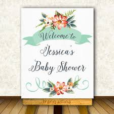 baby shower welcome sign best bridal shower welcome sign products on wanelo