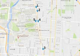 Unlv Campus Map Crime The Lantern Page 3