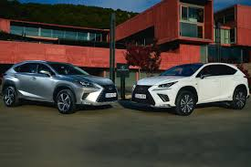 2018 lexus nx the strong design essence of the nx has been
