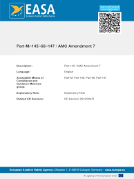 annex to ed decision 2012 004 r aviation aircraft