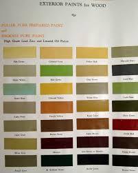 then now u0026amp forever u2013 the arts u0026amp crafts historic colors