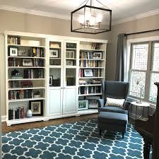 ikea liatorp bookcase modern office study pinterest liatorp