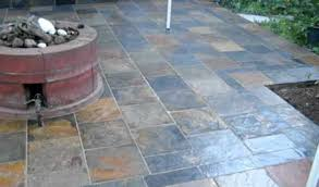 Slate Patio Pavers Genuine Bluestone Bricks Rmal Finish Bluestone Bricks Hepco