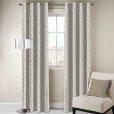 Floral Jacquard Curtains Ready Made Curtains Online In India D U0027decor