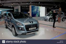 peugeot used car event peugeot showroom stock photos u0026 peugeot showroom stock images alamy