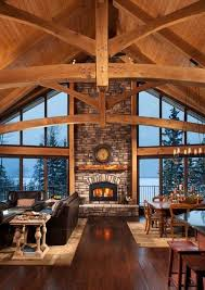wood interior homes 68 best mountain images on home ideas architecture