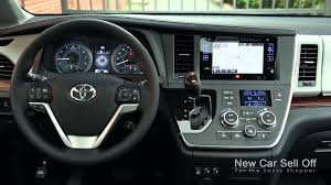 toyota new car 2015 new car sell off u0027s video review of the 2015 toyota sienna youtube