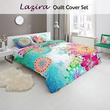 Bright Duvet Cover Bedroom Bohemian Duvet Covers Boho Comforters Hippie Bedding