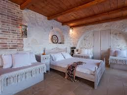 Wohnzimmer M Ler Villa Mit Strandblick Auf Agios Nikolaos Mieten 3551207