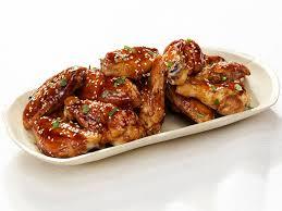 baked chicken wing recipes food network teriyaki chicken wings