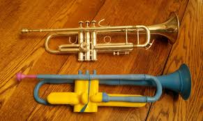 3d printing an open source trumpet 3d printing industry