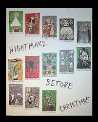 nightmare before tarot cards print a photo on flickriver
