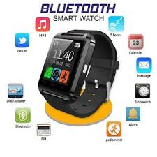 android model new model 2018 bluetooth smart phone wrist for android