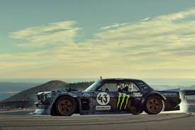 hoonigan mustang drifting ken block u0027s climbkhana is your next addiction