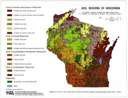 University Of Wisconsin Map by Wisconsin Ag History Wisconsin Corn Agronomy