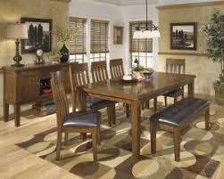 Best Dining Tables Images On Pinterest Dining Room Sets - Ashley furniture dining table bench