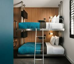 photo album view neo metro custom stainless steel bunk beds in pod39 hotel in