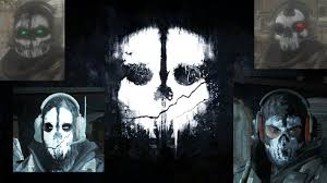 ghost half mask cod ghosts skull masks balaclava retextures at fallout 4 nexus