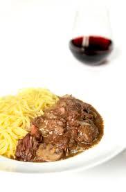 boeuf cuisiné la cuisine de bernard bœuf bourguignon