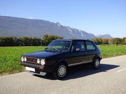volkswagen golf 1986 1983 vw golf gti 1800 pirelli classic driver market