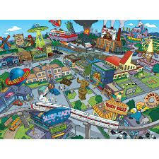 springfield map image result for simpsons springfield map tsto