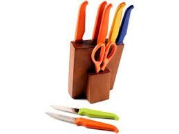 furi kitchen knives rachael from furi rachael gusto grip 10 pc knife block set